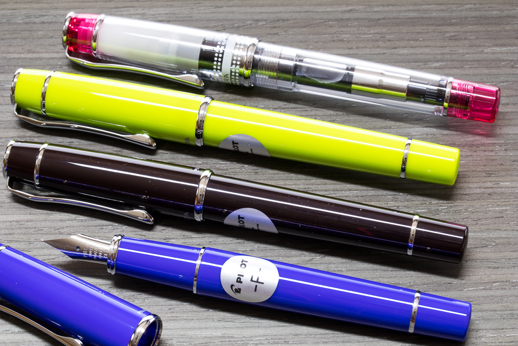 Pilot Prera Fountain Pens