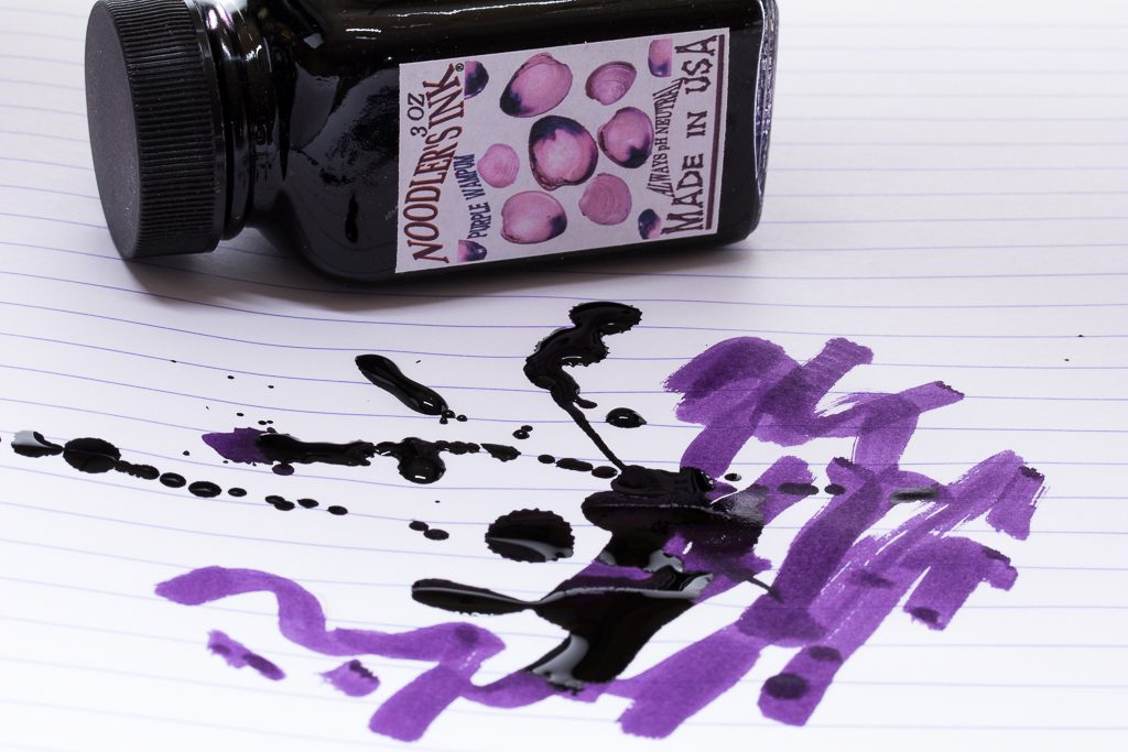 Purple Wampum Fountain Pen Ink