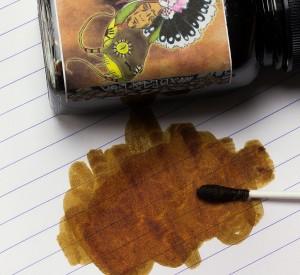 Kiowa Pecan Ink Swab