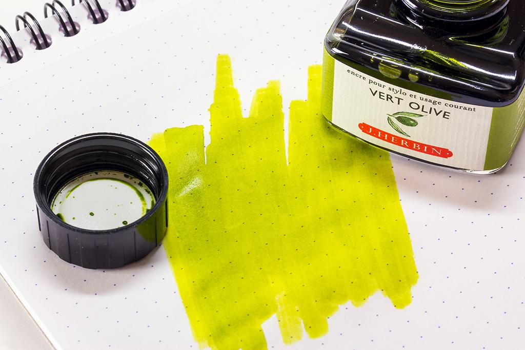 J. Herbin Vert Olive