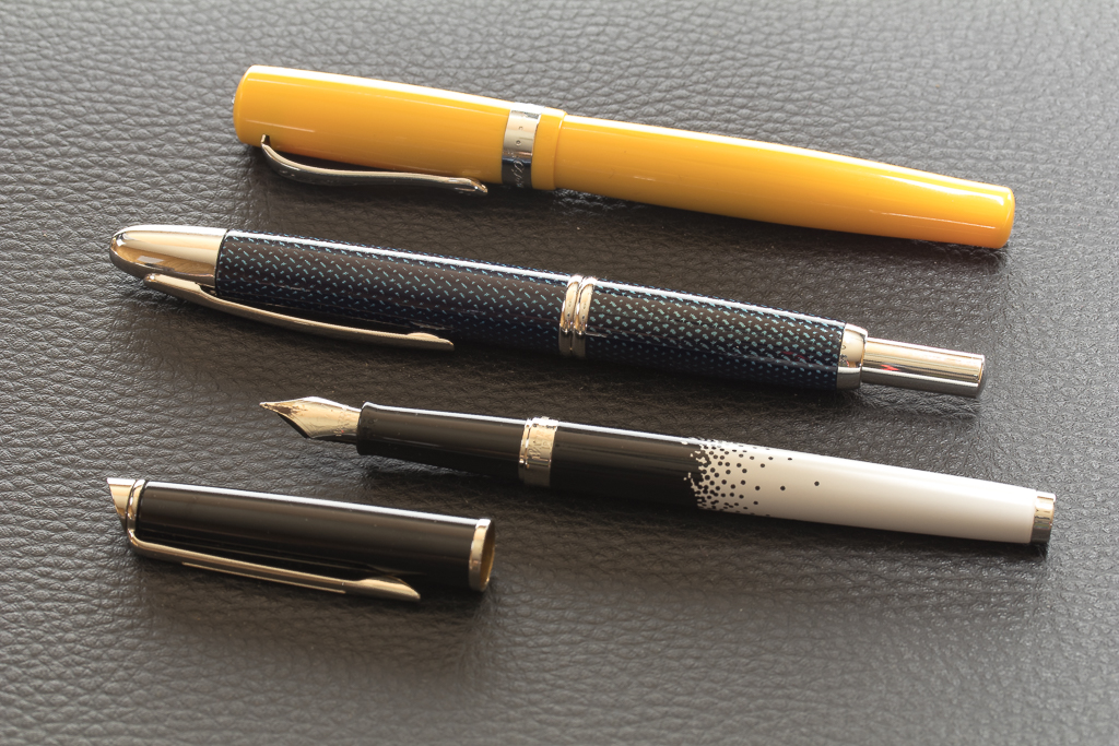 Full Size Fountain Pens