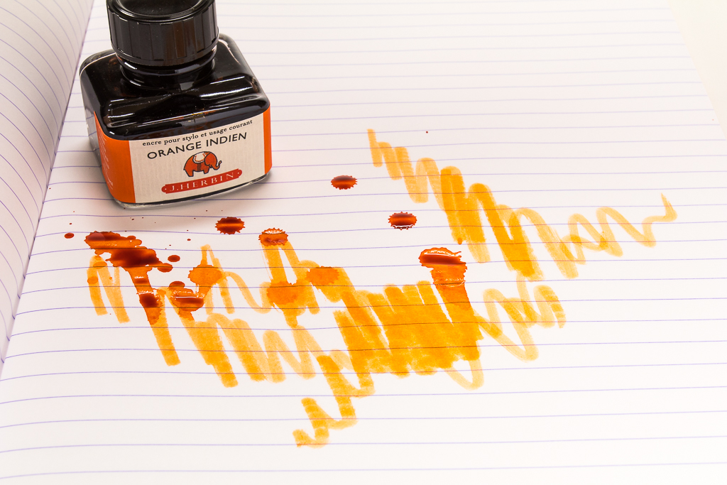 J. Herbin, Orange Indien