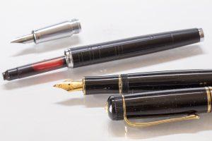 Fountain Pen Ink Flow