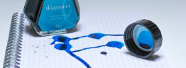 Waterman Inspired Blue