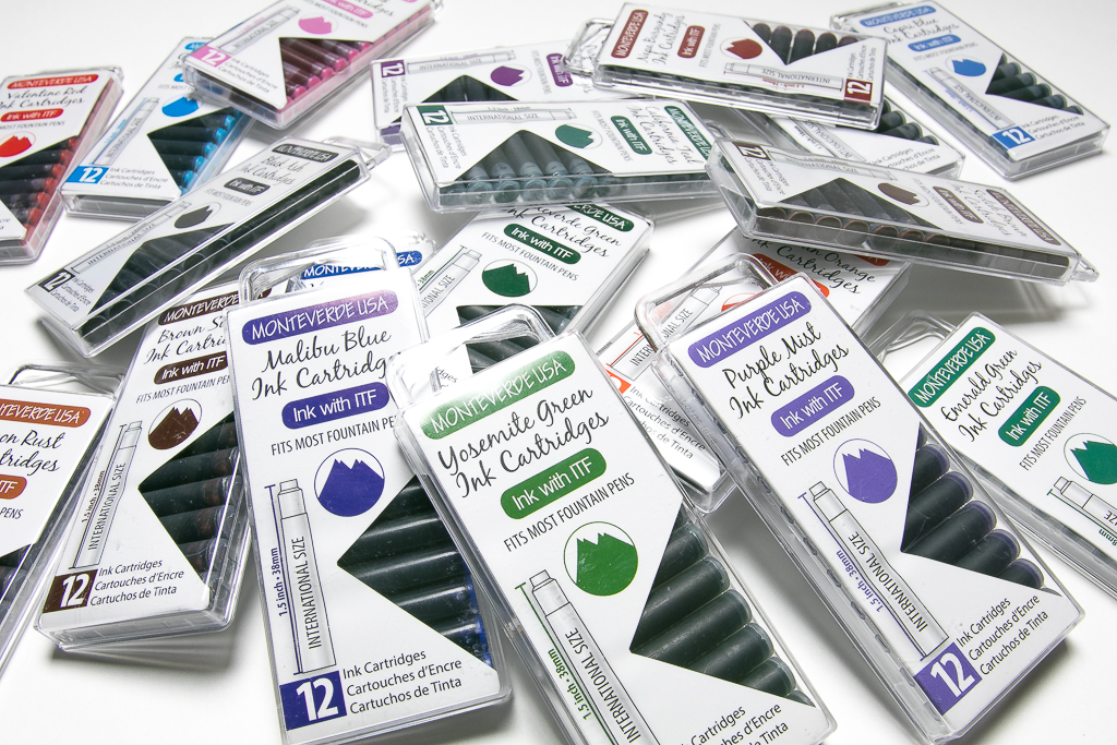 Monteverde Cartridges