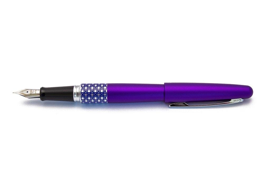 The Pilot Metropolitan fountain pen