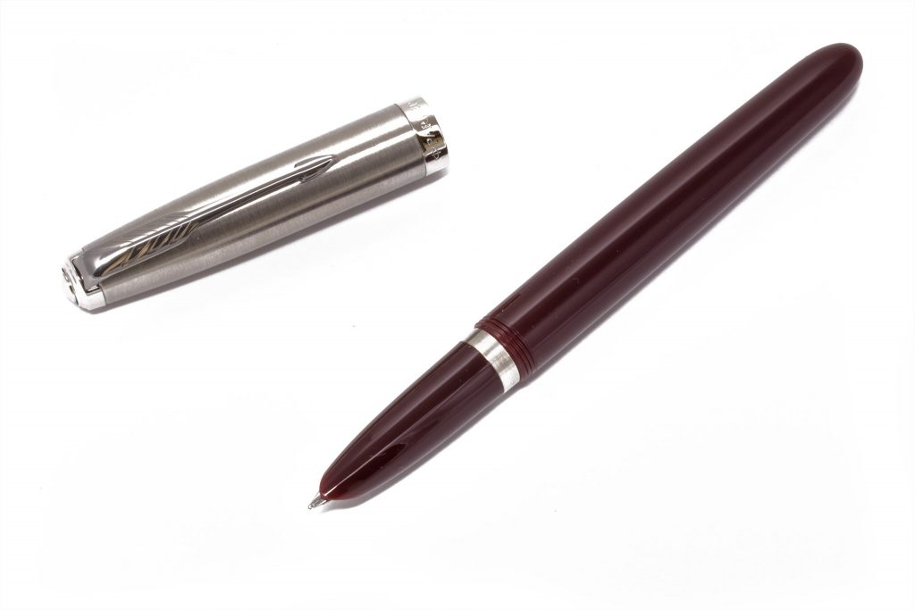 The Parker 51 fountain pen